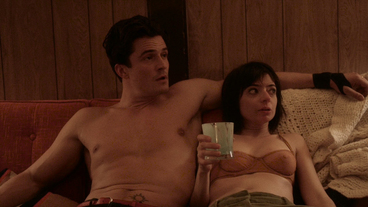 Malin Akerman Nude Topless And Sex And Kate Micucci Nude -7008