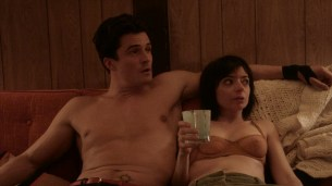 Malin Akerman nude topless and sex and Kate Micucci nude boobs and butt - Easy (2016) s1e6 HD 720p (9)