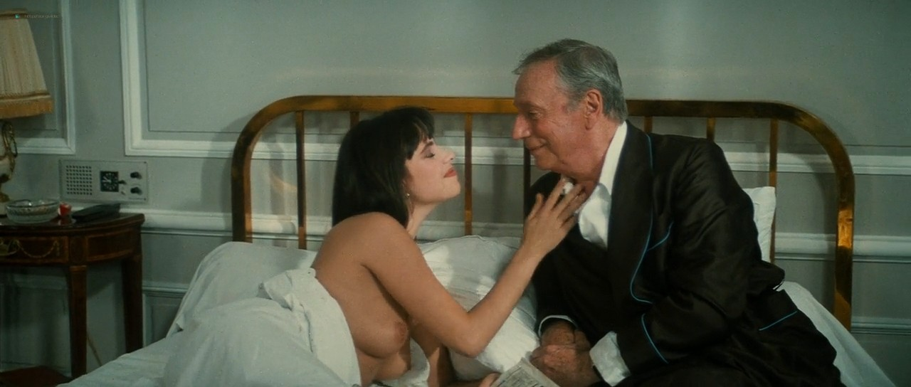 Mathilda May nude butt and boobs- Trois places pour le 26 (FR-1988) HD 720p (6)