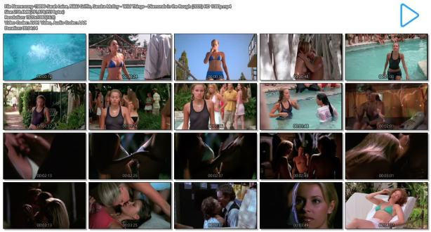 arah Laine nude hot see through, Nikki Griffin and Sandra McCoy nude and hot - Wild Things - Diamonds in the Rough (2005) HD 1080p (6)