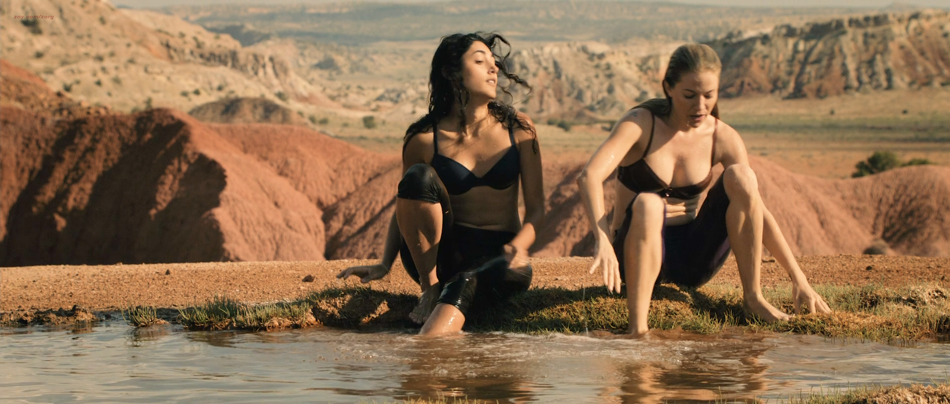 Sienna Miller hot and sexy and Golshifteh Farahani hot- Just like a woman (2012) HD 1080p Bluray (7)