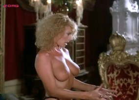 Sybil Danning nude topless and Marsha A. Hunt nude too - Howling 2 -Your Sister is a Werewolf (1986)