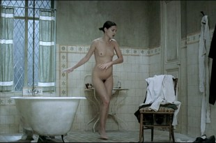 Virginie Ledoyen nude full frontal, bush, butt and topless – Saint Ange (FR-2004) HD 1080p BluRay