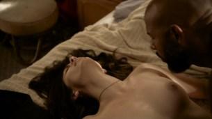 Emmy Rossum nude hot sex, Ruby Modine nude boobs and Arden Myrin hot - Shameless (2016) s7e5 HD 1080p (7)