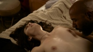 Emmy Rossum nude hot sex, Ruby Modine nude boobs and Arden Myrin hot - Shameless (2016) s7e5 HD 1080p (6)