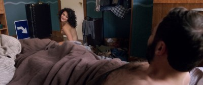 Jenny Slate nude butt - My Blind Brother (2016) HD 1080p Web-Dl (6)