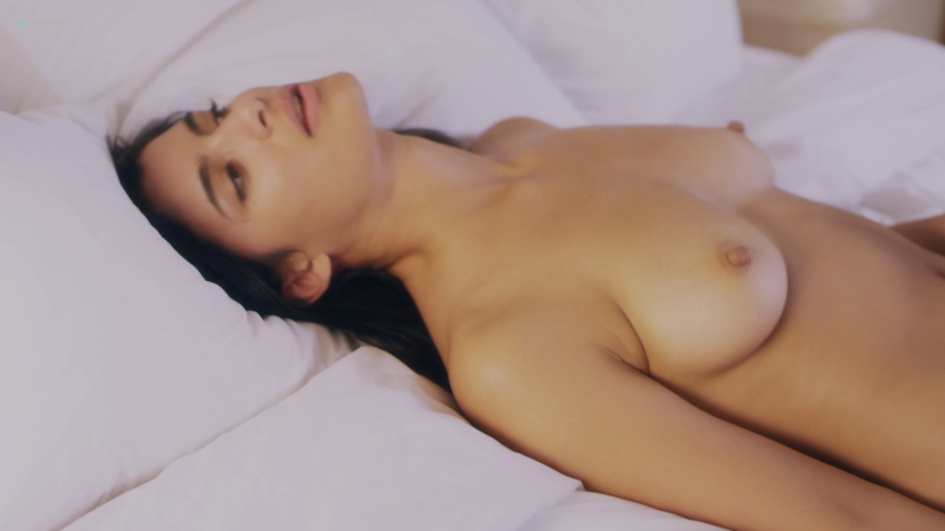Jessica Clark nude lesbian sex with Barbara Niven nude boobs and butt - A Perfect Ending (2012) HD 1080p (2)