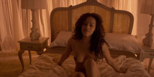 Loreece Harrison nude topless - Black Mirror s03e05 (UK -2016) HD 720p (7)