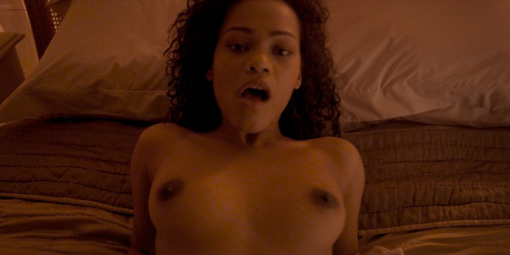 Loreece Harrison nude topless - Black Mirror s03e05 (UK -2016) HD 720p (1)