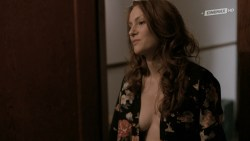Paige Patterson nude butt crack and hot - Quarry (2016) s01e03 HDTV 1080p (7)