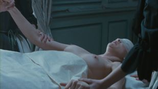 Vera Farmiga nude and Keisha Castle Hughes naked in The Vintner's Luck (2009) HD 1080p
