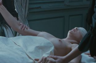 Vera Farmiga nude and Keisha Castle Hughes naked in The Vintner's Luck (2009) HD 1080p (6)