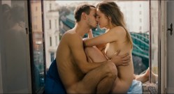 Svenja Jung nude bush, butt, topless and lot of sex and Sandra Maria Fronterré nude - Fucking Berlin (2016) HD 1080p (3)