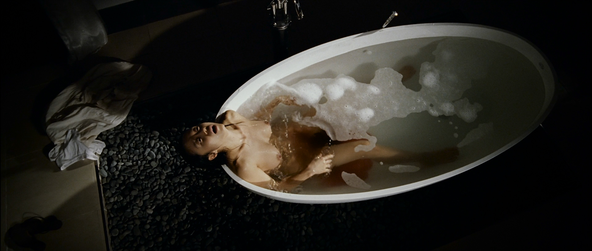 Do-yeon Jeon nude topless and oral and Woo Seo hot and sex - The Housemaid (2010) HD 1080p BluRay (13)