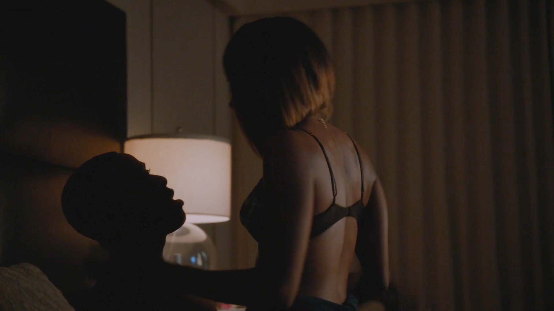 Dominique Perry nude sex and Nikki Vanderdyz nude - Insecure (2016) s1e8 HD 1080p (10)