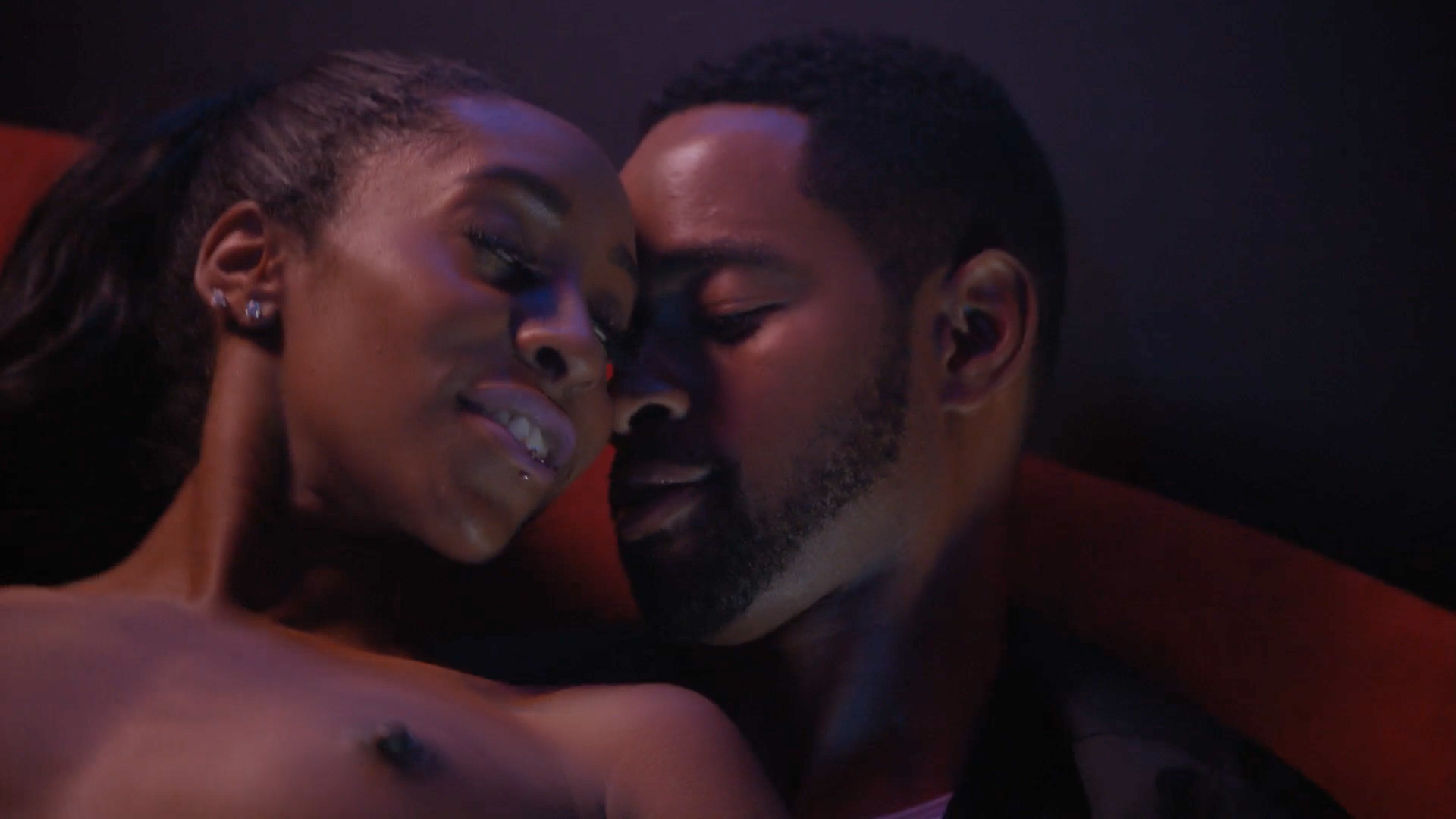 Dominique Perry nude sex and Nikki Vanderdyz nude - Insecure (2016) s1e8 HD 1080p (1)