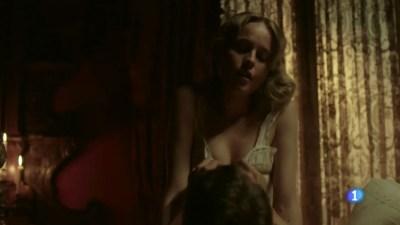 Esmeralda Moya nude topless and sex - Victor Ros (ES 2016) s2e1 HDTV 720p (6)