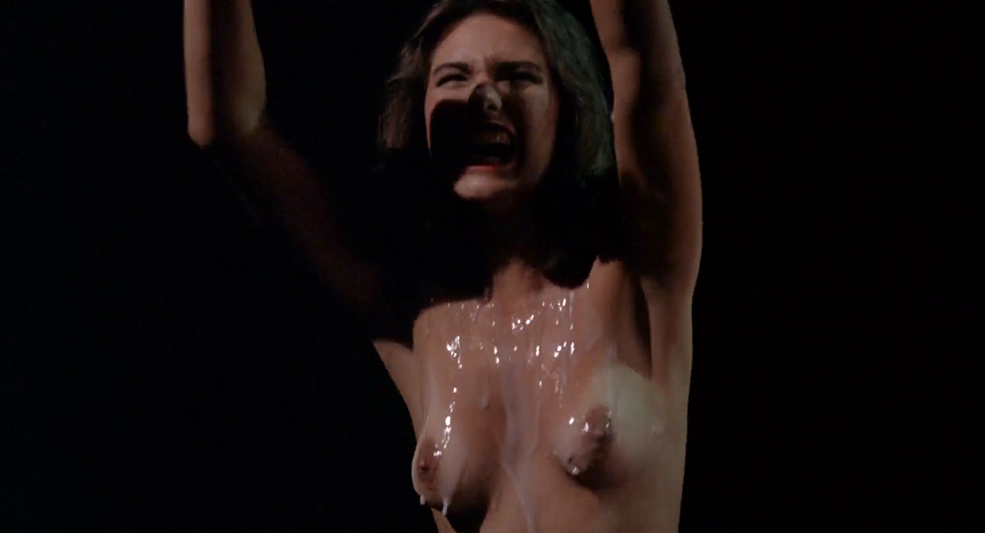 Frances Raines nude butt boobs, LeeAnne Baker, Natalie O'Connell other's nude - Breeders (1986) HD 1080p (14)