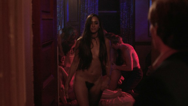 Genevieve Angelson nude topless other's nude group sex - Good Girls Revolt (2015) s1e5 HD 720p (10)