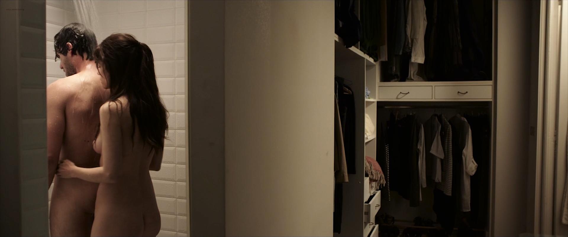 Ingrid García Jonsson nude topless and sex and Juana Acosta nude butt - Acantilado (2016) HD 1080p WebDl (10)