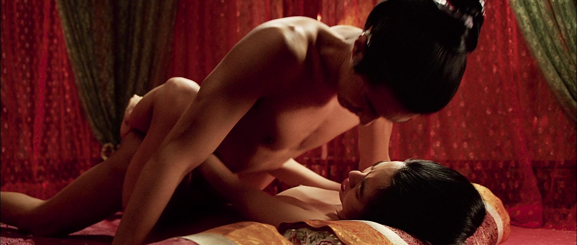Ji-hyo Song nude topless butt and lot of hot sex - A Frozen Flower (KR-2008) HD 1080p BluRay (3)