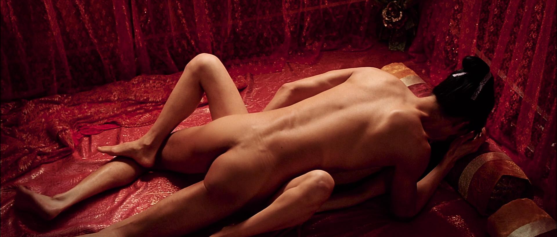Ji-hyo Song nude topless butt and lot of hot sex - A Frozen Flower (KR-2008) HD 1080p BluRay (5)
