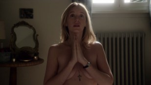 Ludivine Sagnier hot sexy and sex – The Young Pope (2016) s01e04 HD 720p