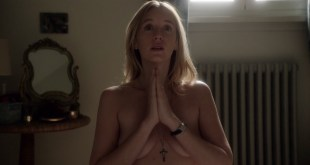 Ludivine Sagnier hot sexy and sex – The Young Pope (2016) s01e04 HD 720p (3)