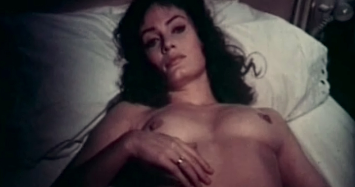 Marisa Mell nude topless and sex and Helga Line nude topless - La moglie giovane (IT-1974) (7)
