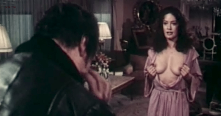 Marisa Mell nude topless and sex and Helga Line nude topless - La moglie giovane (IT-1974) (1)