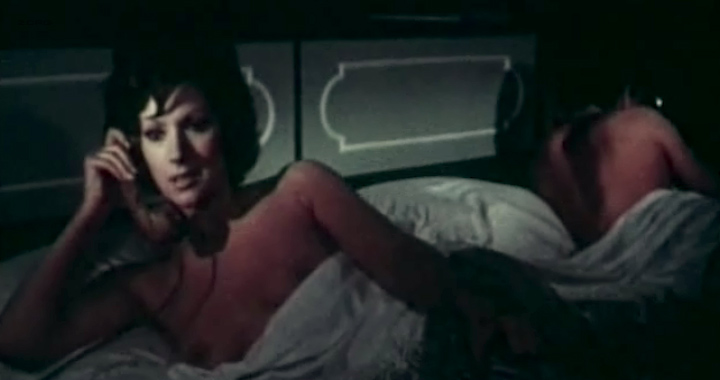 Marisa Mell nude topless and sex and Helga Line nude topless - La moglie giovane (IT-1974) (9)