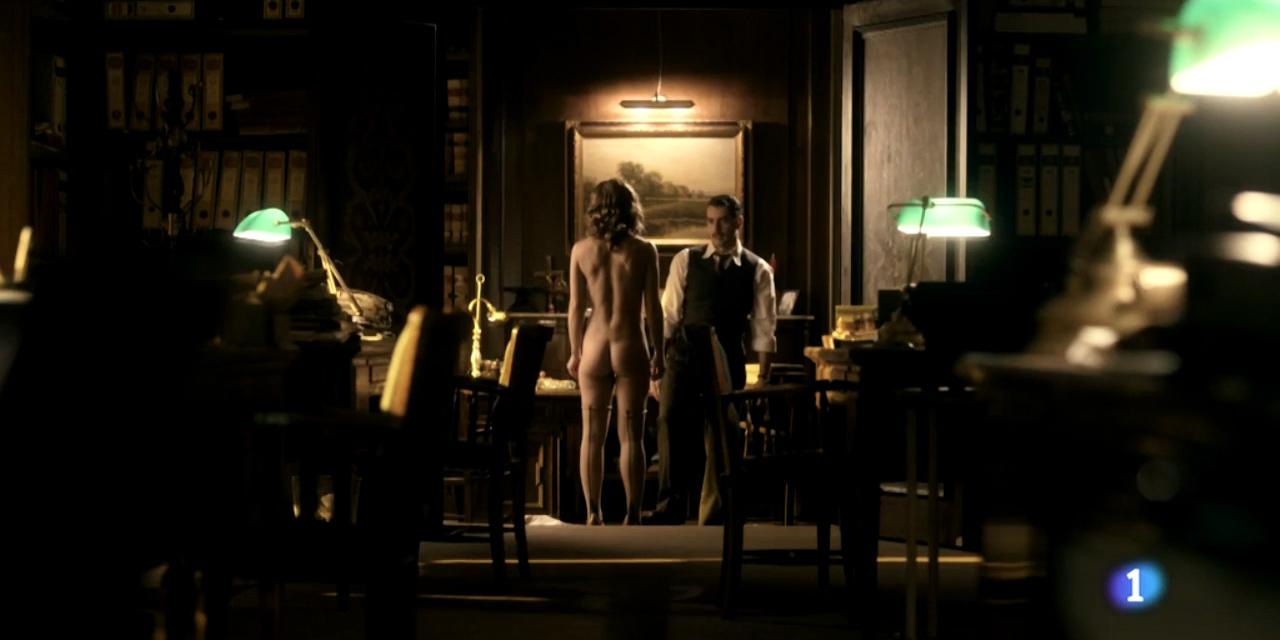 Marta Etura nude butt and sex and Claudia Traisac nude boobs and butt – La Sonata Del Silencio s01e07 (2016) HD 720p (3)