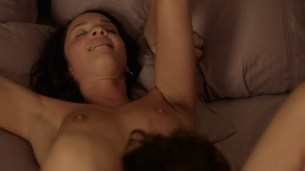 Ruby Modine nude oral sex and Isidora Goreshter nude ridding a dude- Shameless (2016) s7e6 HD 1080p (11)