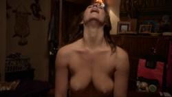 Shanola Hampton nude and Isidora Goreshter nude sex threesome - Shameless (2016) s7e7 HD 1080p (6)