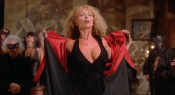 Sybil Danning nude topless and Marsha A. Hunt nude - Howling II (1985) HD 1080p (6)