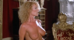 Sybil Danning nude topless and Marsha A. Hunt nude - Howling II (1985) HD 1080p