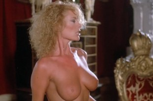 Sybil Danning nude topless and Marsha A. Hunt nude - Howling II (1985) HD 1080p (10)