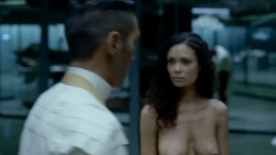 Thandie Newton nude topless and butt - Westworld (2016) s1e6 HD 1080p (5)