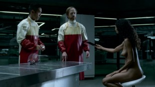 Thandie Newton nude topless and butt - Westworld (2016) s1e6 HD 1080p