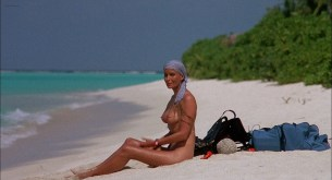 Bo Derek nude full frontal - Ghosts Cant Do It (1989) HD 1080p BluRay (9)