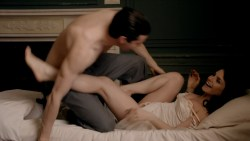 Charlotte Riley nude topless and sex - Close to the Enemy (UK-2016) s1e4 HD720p (7)