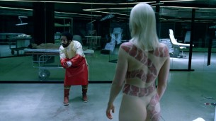Ingrid Bolsø Berdal nude full frontal - Westworld (2016) s1e10 HD 1080p (2)