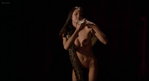 Laura Gemser nude full frontal lesbian sex and Michele Starck nude bush sex - Black Cobra (1976) HD 1080p BluRay (15)
