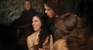 Miriam Leone nude sex Valentina Belle nude and other's nude too – Medici Masters of Florence (2016) s1e1 HD 1080p (4)