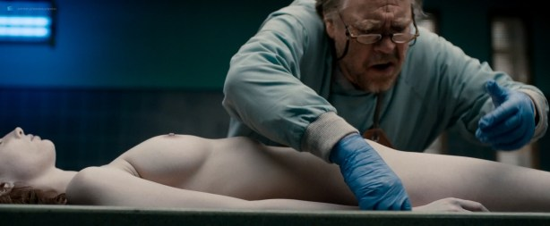 Olwen Catherine Kelly nude bush and boobs - The Autopsy of Jane Doe (2016) HD 1080p WebDl (9)