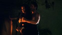 Sherilyn Fenn nude topless and sex Charlie Spradling nude busty - Meridian (1990) hd 1080P BluRay (4)