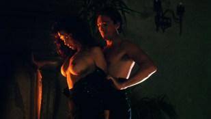 Sherilyn Fenn nude topless and sex Charlie Spradling nude busty – Meridian (1990) hd 1080P BluRay