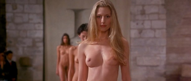 Ute Lemper nude bush Ève Salvail nude full frontal other's nude too - Pret a Porter (1994) HD 1080p (7)