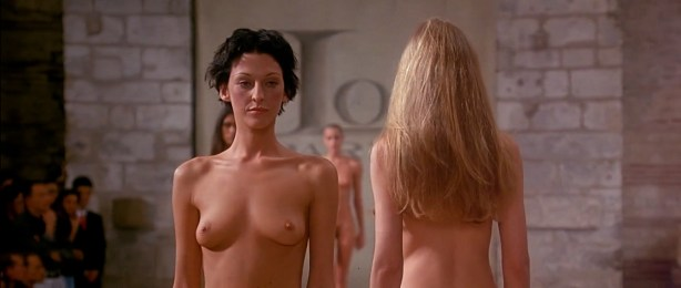 Ute Lemper nude bush Ève Salvail nude full frontal other's nude too - Pret a Porter (1994) HD 1080p (6)