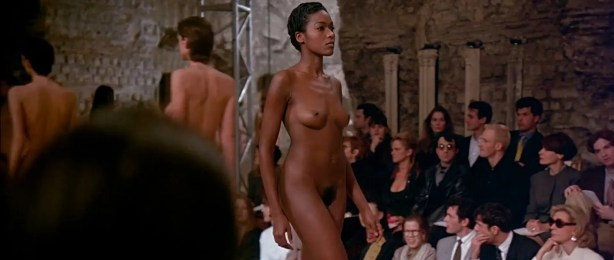 Ute Lemper nude bush Ève Salvail nude full frontal other's nude too - Pret a Porter (1994) HD 1080p (1)